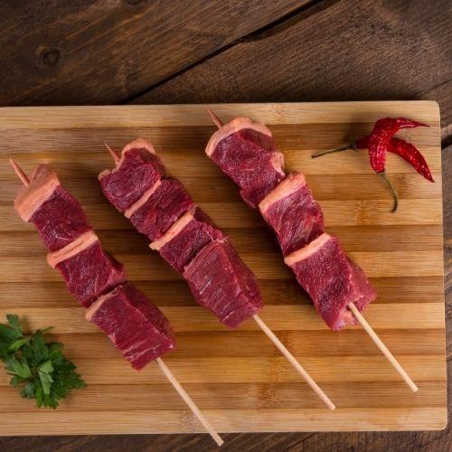 Sosaties Beef